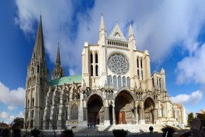 Chartres Cathedral Photos