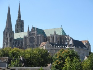 Chartres Cathedral Pictures