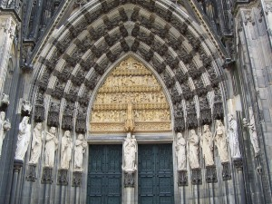 Cologne Cathedral Main Entrance