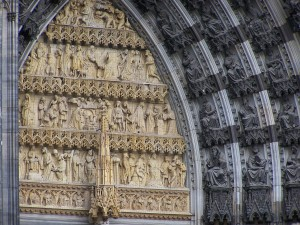 Cologne Cathedral West Facade