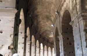Colosseum Inner Halls