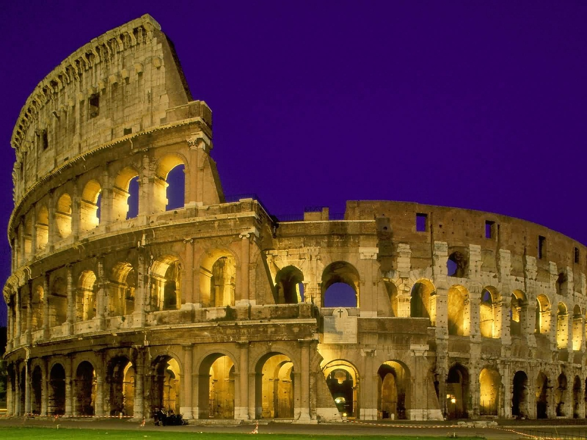 Colosseum Historical Facts And Pictures