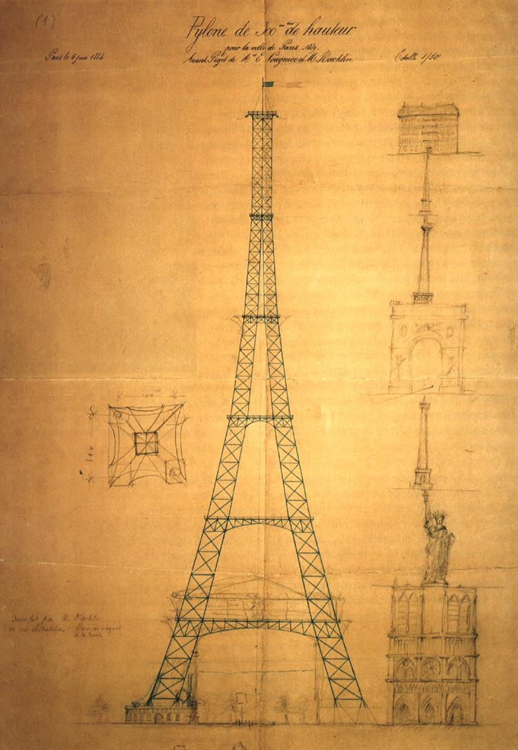 a history of the eiffel tower creation The eiffel tower artist georges seurat year 1889 medium oil on canvas location fine arts museums of san francisco, ca, usa dimensions 95 x 6 in 24 x 15 cm the eiffel tower painting by georges seurat, a famous french painter, is arguably one of the most outstanding pieces of history that rock the face.