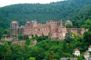 Heidelberg Castle Images