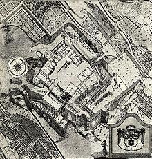 Heidelberg Castle Map