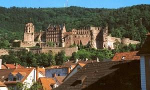 Heidelberg Castle Photos