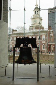 Independence Hall Liberty Bell