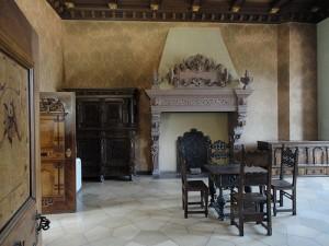Interior of Heidelberg Castle