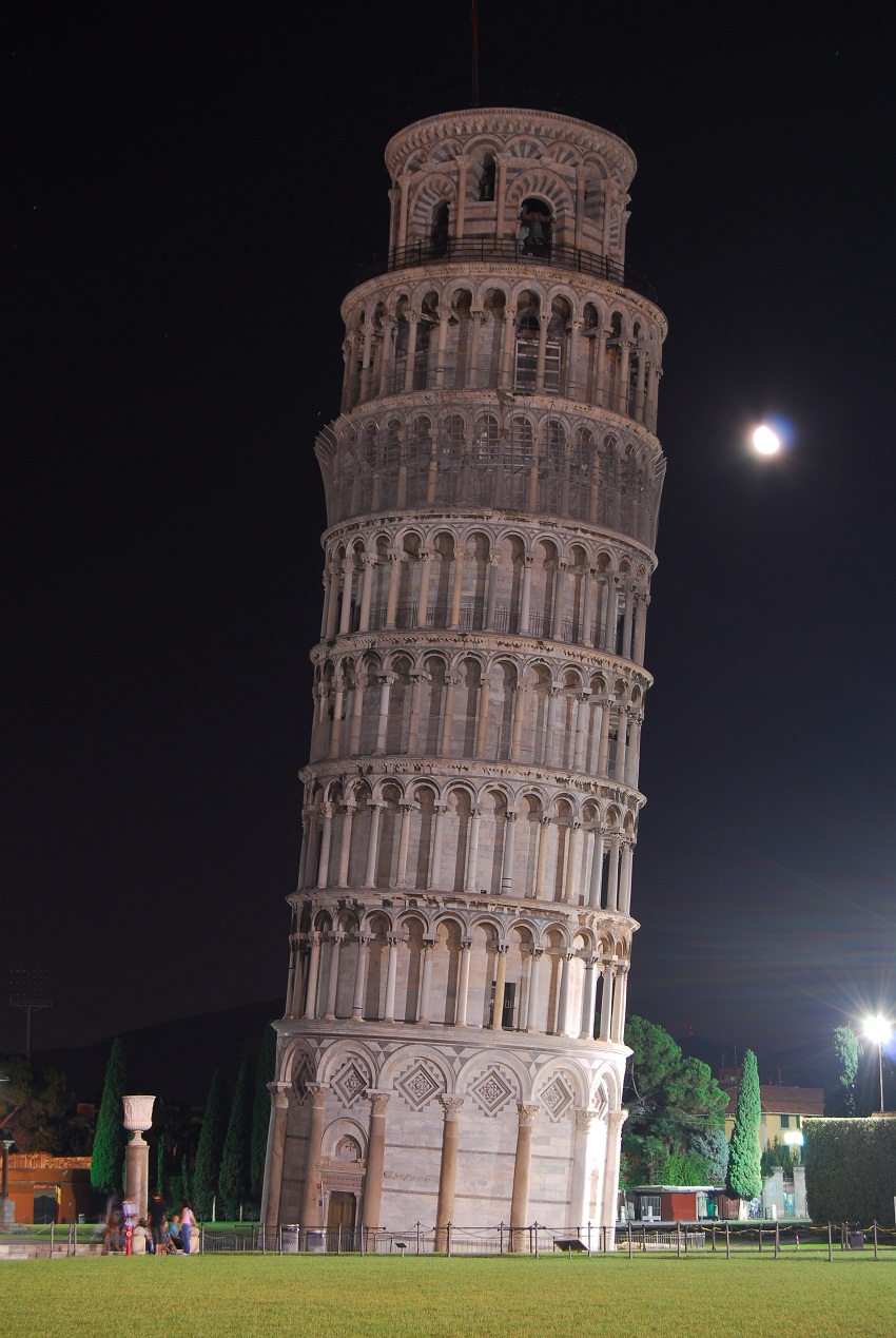 image The leaning tower of compton w amy brooke mc7907
