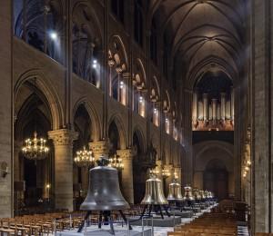 Notre Dame de Paris Bells