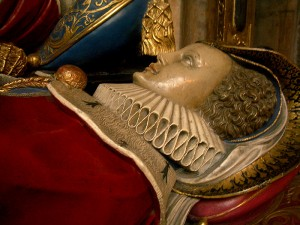 Recumbent Effigy Tomb in Westminster Abbey