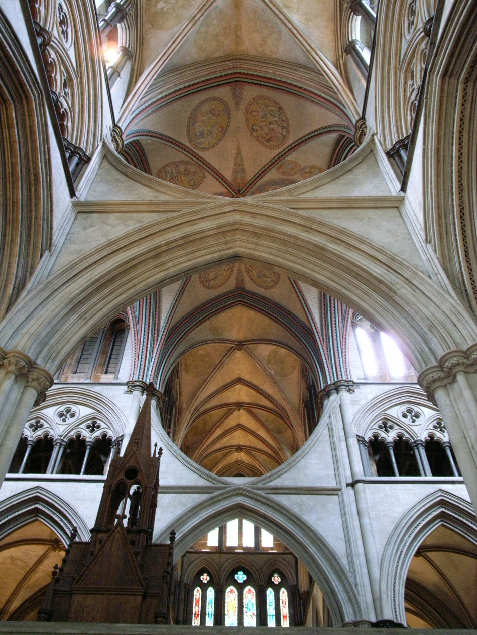 Salisbury Cathedral Historical Facts And Pictures The