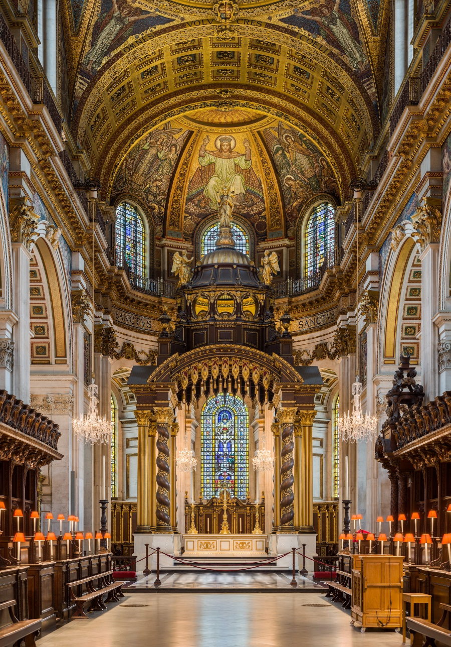 St Paul S Cathedral Historical Facts And Pictures The