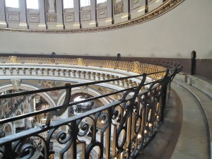 St. Paul's Cathedral Whispering Gallery