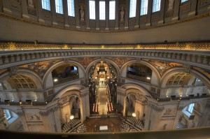 St. Paul's Whispering Gallery