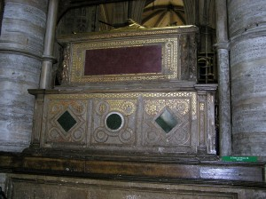 The Tomb of King Henry III