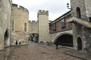 The Tower of London Inside
