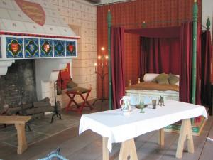 Tower of London King's Room Inside