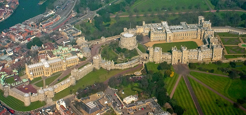 Windsor Castle Historical Facts and Pictures | The History Hub