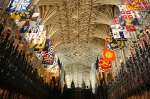 Windsor Castle St George's Chapel Inside