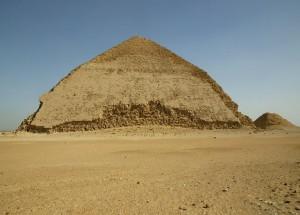 Bent Pyramid Images