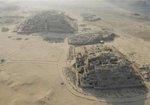 Caral Pyramids