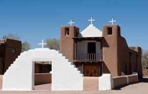 Church of Taos Pueblo