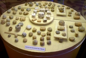 Clay Cooking Balls Found at the Poverty Point Site