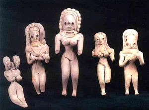 Figurines of the Mehrgarh