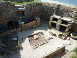 Houses of Skara Brae