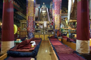 Inside of Jokhang