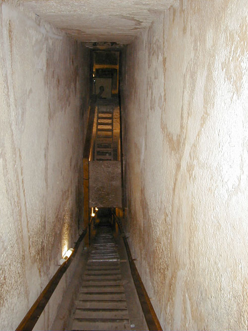 Inside The Great Pyramid Tour