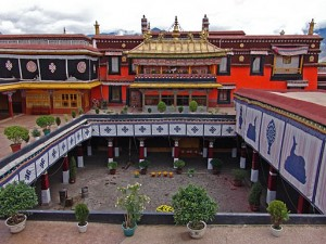 Interior of Jokhang