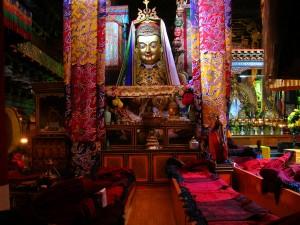 Jokhang Inside