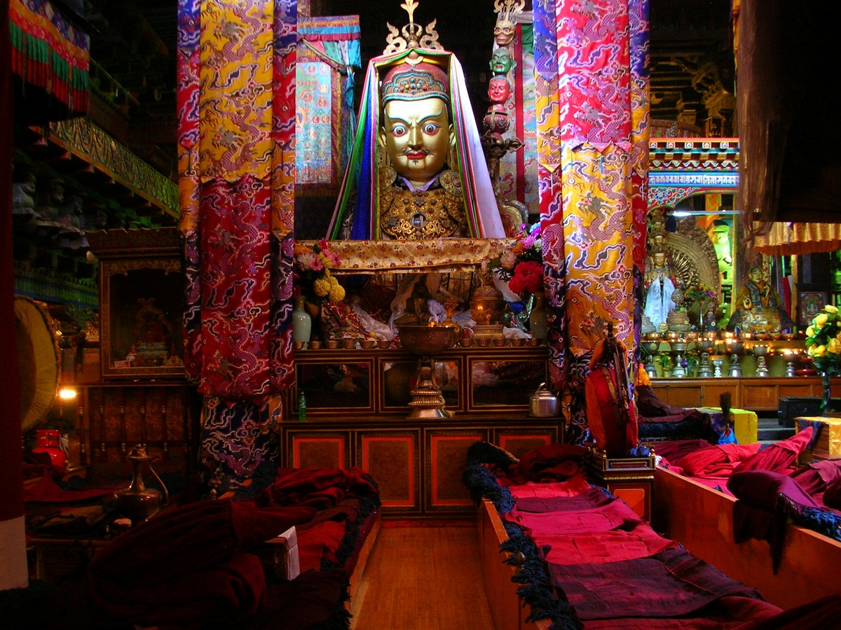 Jokhang Historical Facts And Pictures The History Hub