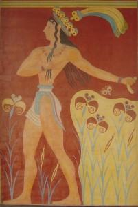 Knossos Frescoes
