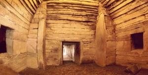 Maeshowe Inside