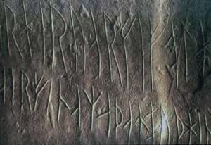 Maeshowe Norse Runes