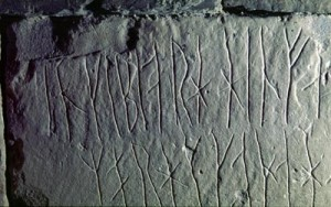 Maeshowe Norse Runes Pictures