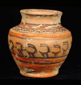Mehrgarh Pottery