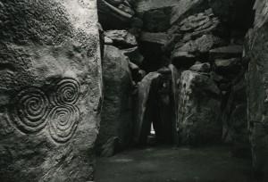 Newgrange Inside