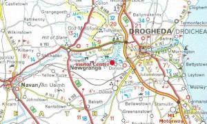 Newgrange Map