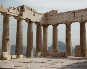 Parthenon Interior
