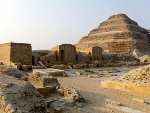 Pyramid of Djoser Complex