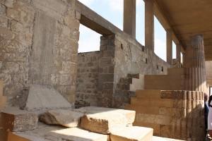 Pyramid of Djoser Entrance