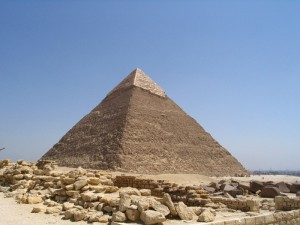 Pyramid of Khafre Images