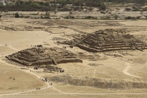 Pyramids in Caral