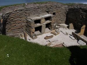 Skara Brae House