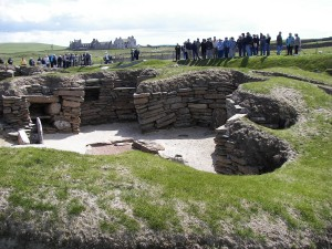 Skara Brae House Pictures
