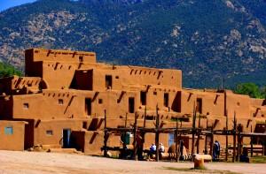 Taos Pueblo Images